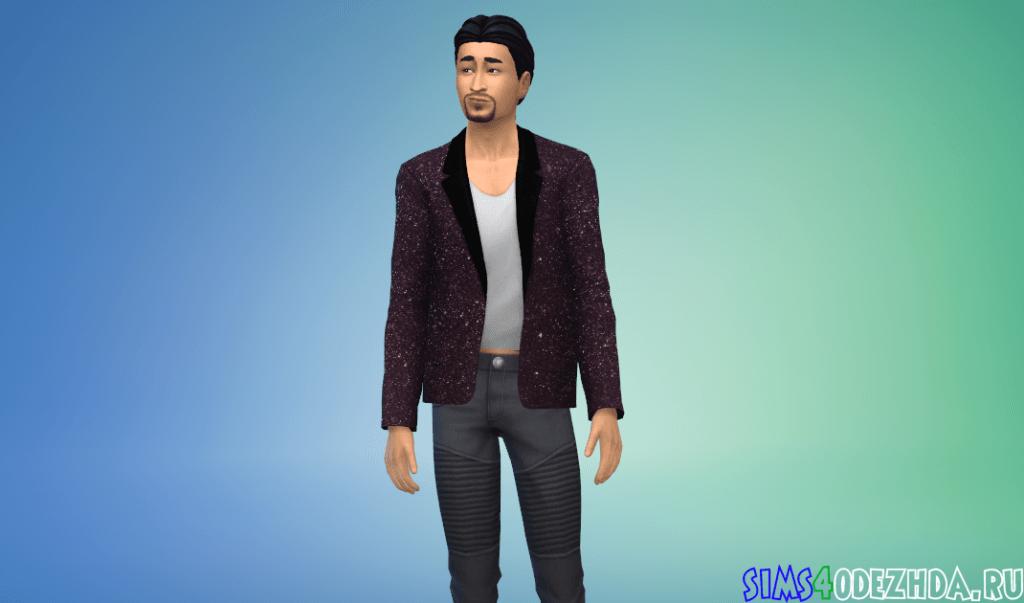 Мужской праздничный пиджак - фото 2