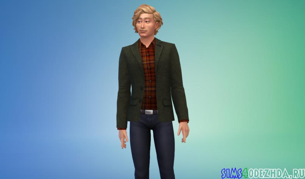 Твидовый пиджак - фото 3