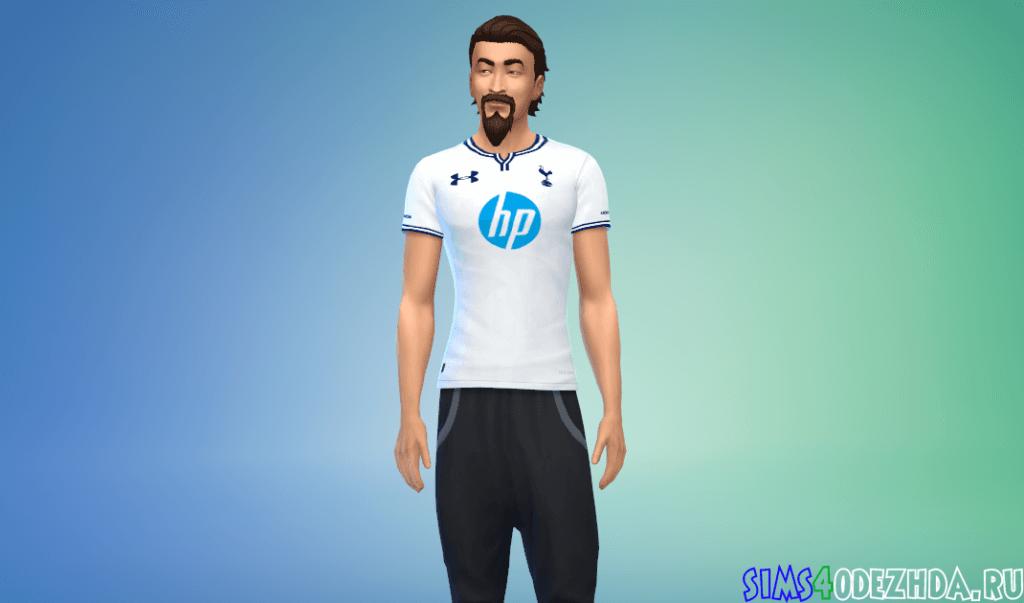 Футбольная форма Tottenham Hotpurs - фото 1
