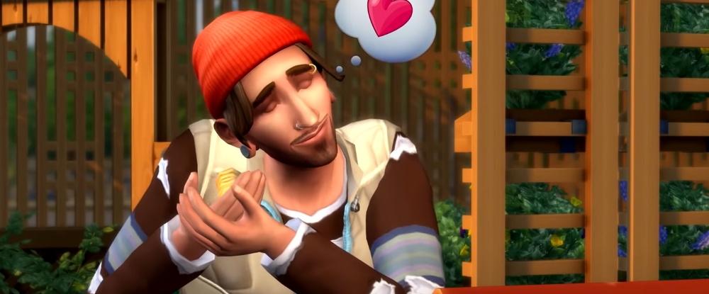 B аддоне для The Sims 4 симы будут бороться за экологию и копаться в мусоре - фото