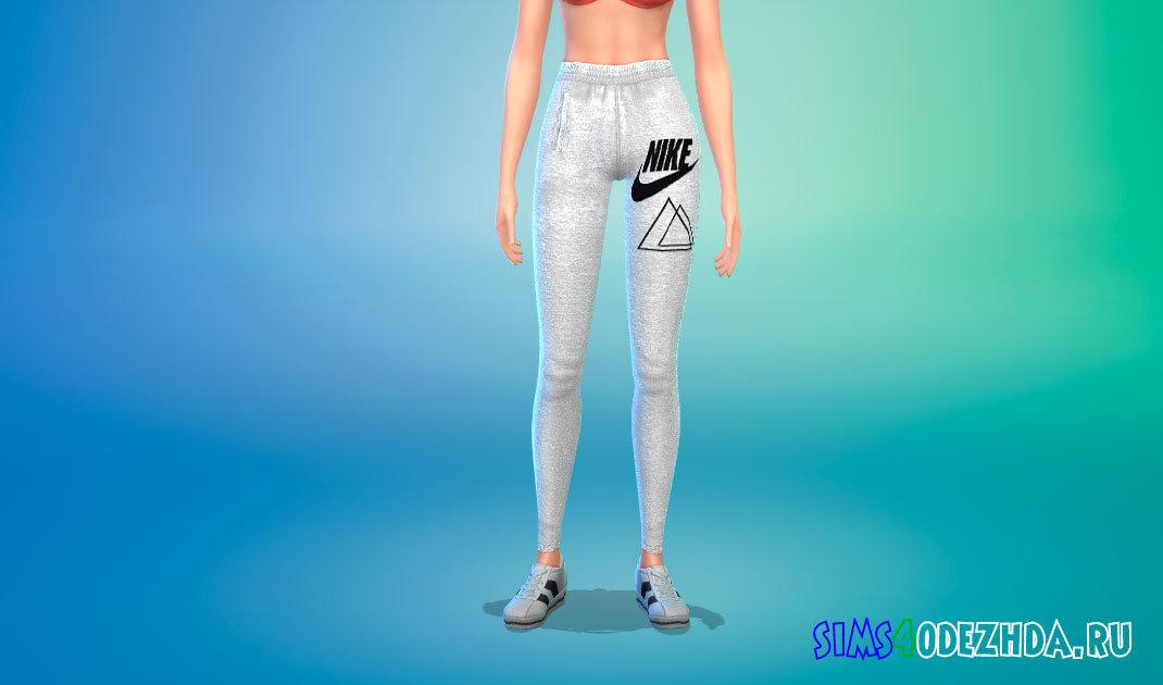Дизайнерские штаны для бега для Симс 4 - фото 1