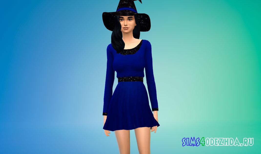 Образ ведьмы для Симс 4 - фото 1