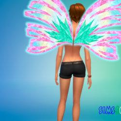 Крылья Винкс для Симс 4 - фото 1