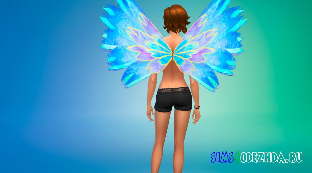 Крылья Винкс для Симс 4 - фото 2
