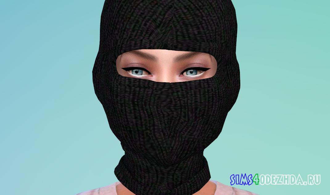 Лыжная маска для Симс 4 - фото 1