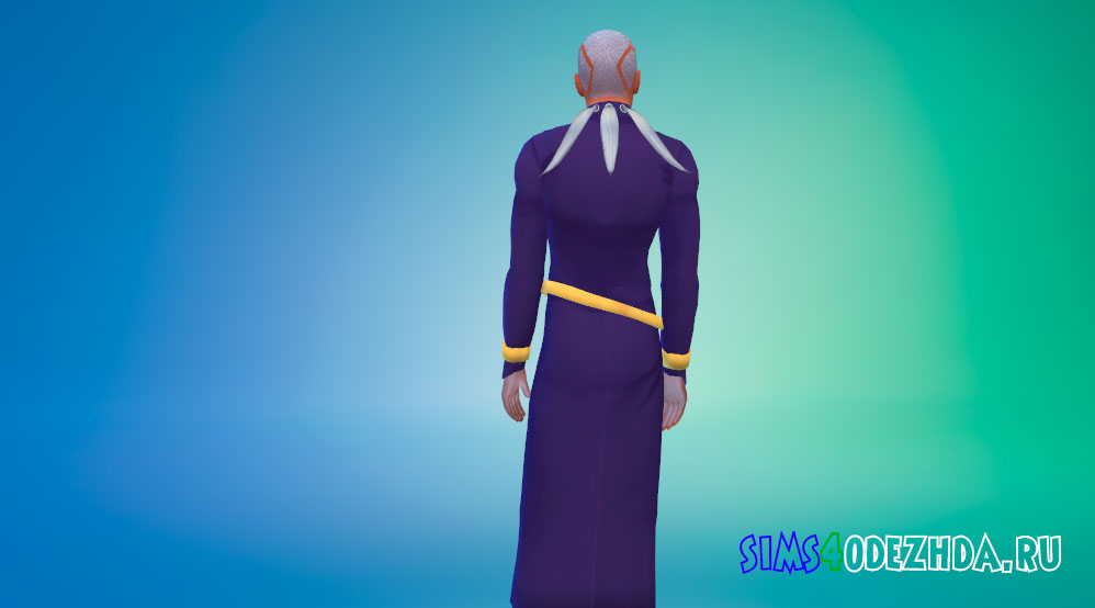 Одежда Энрико Пуччи для Симс 4 - фото 3