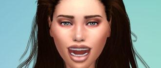 3D реалистичные зубы для Симс 4 – фото