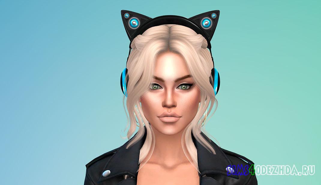 Наушники Hellcat для Симс 4 – фото 1