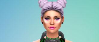 Женские наушники Razer для Симс 4 – фото 1