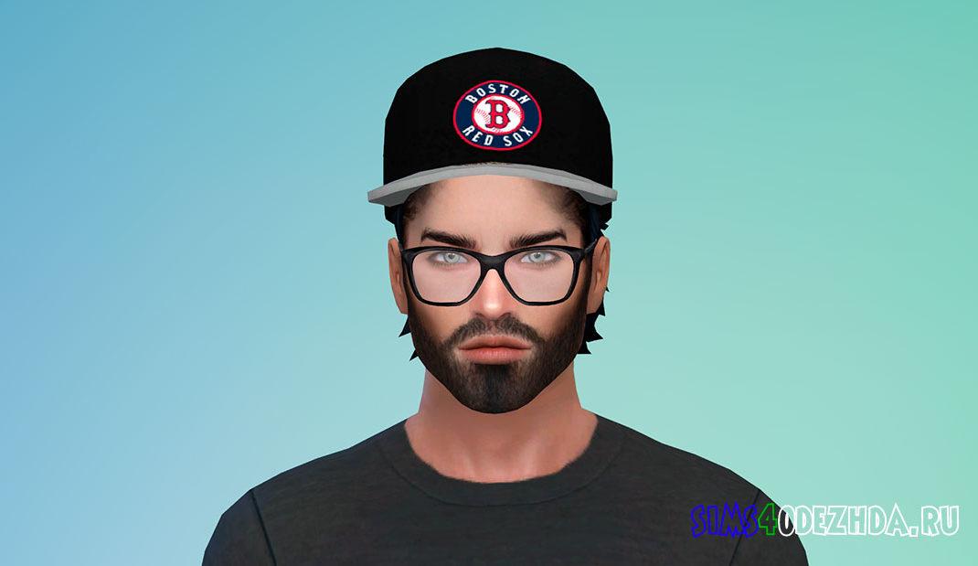 Набор стильных кепок для Симс 4 – фото 1