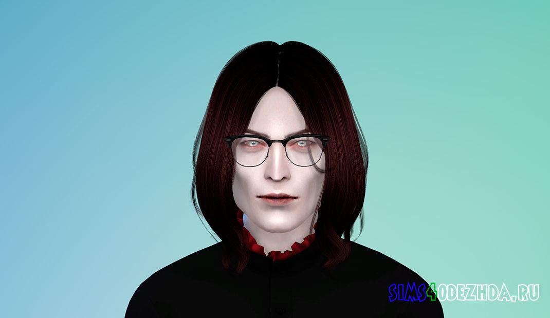 Сим-вампир Клауд для Симс 4 - фото 1