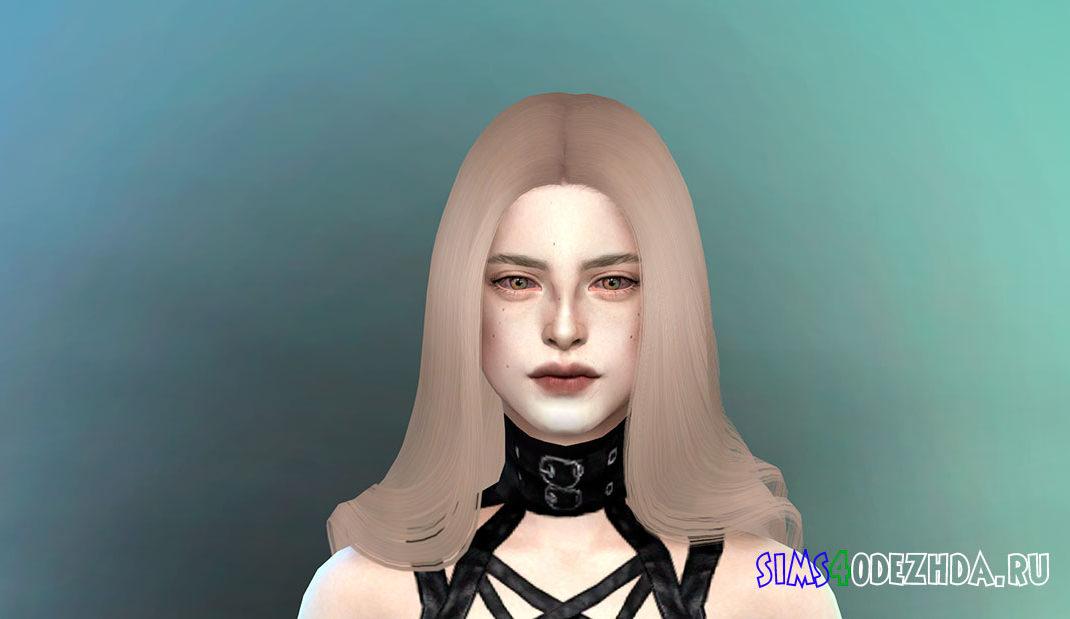 Симка-вампир Элизабет Хенли для Симс 4 - фото 1