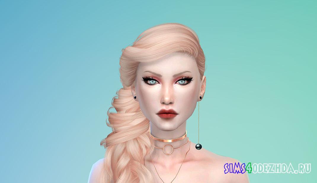 Симка-вампир Славна для Симс 4 - фото 1