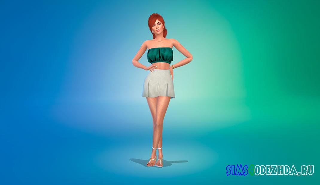 Модельные позы для женщин для Симс 4 – фото 1