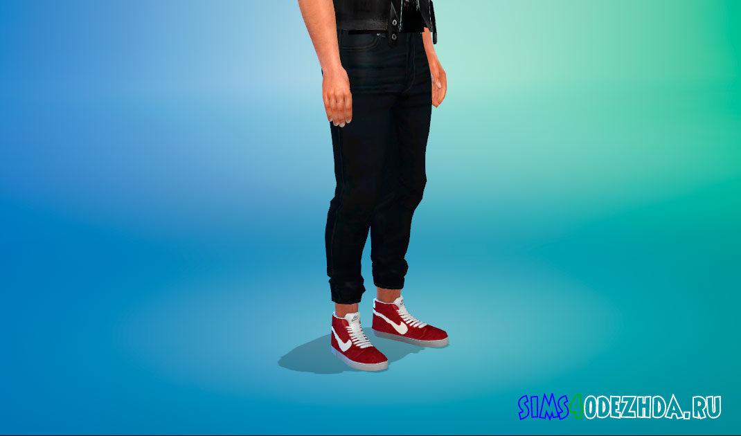 Кеды Nike EASTHAM MID для Симс 4 – фото 1