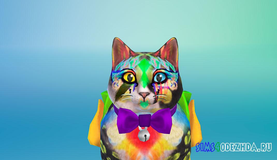 Кошка Зои для Симс 4 – фото 1