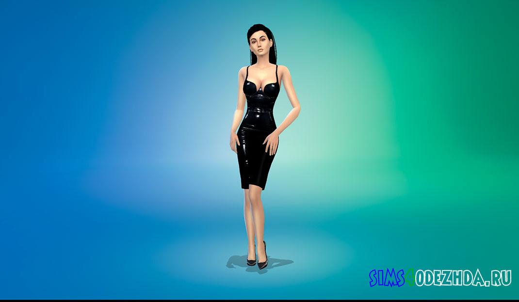 Модельные женские позы для Симс 4 – фото 1