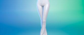 Женские брюки с баской для Симс 4 – фото 1