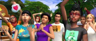 В The Sims 4 устроят музыкальный фестиваль на симлише - фото 1