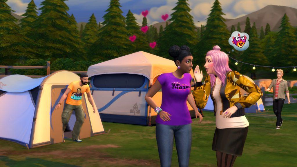 В The Sims 4 устроят музыкальный фестиваль на симлише - фото 2