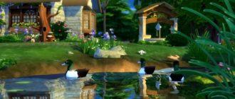Геймплейный трейлер «Загородной жизни», следующего дополнения к The Sims 4 - фото