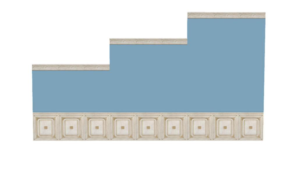 Классическое-панно-из-дерева-на-стену-для-Симс-4-–-фото-1