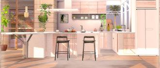 Кухня-Anukoi-для-Симс-4-–-фото-1
