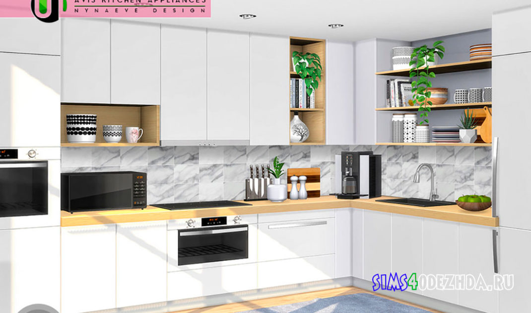 Кухня-Avis-Kitchen-Appliances---фото-1