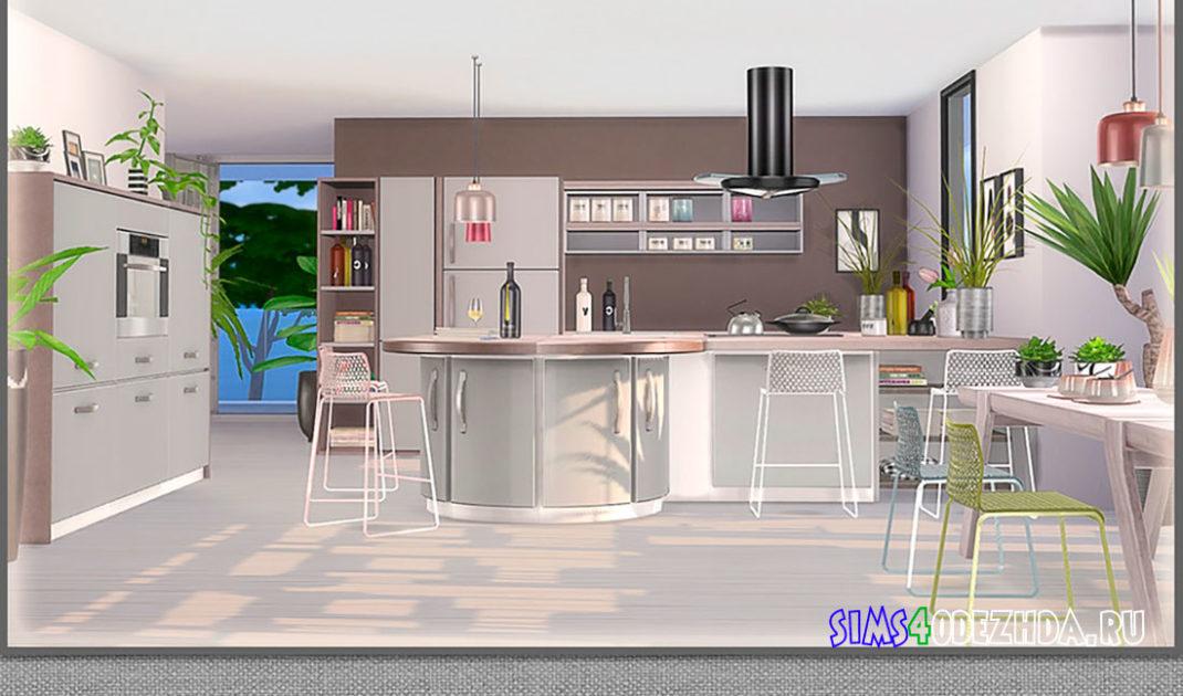 Кухня-Gourmet-Kitchen-для-Симс-4-–-фото-1