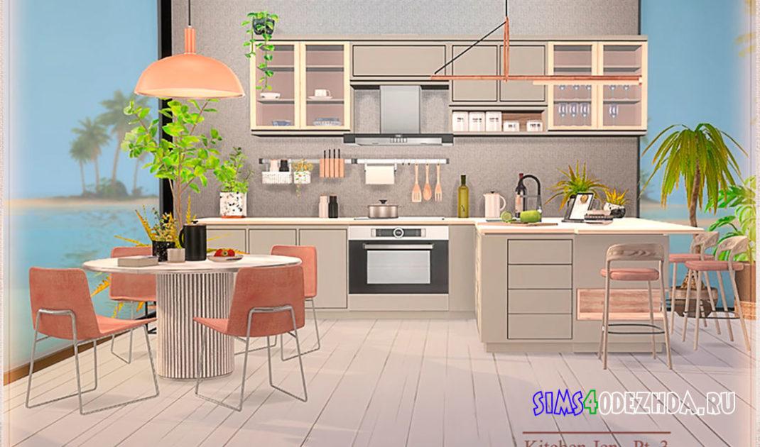 Кухня-Jen-для-Симс-4-–-фото-1