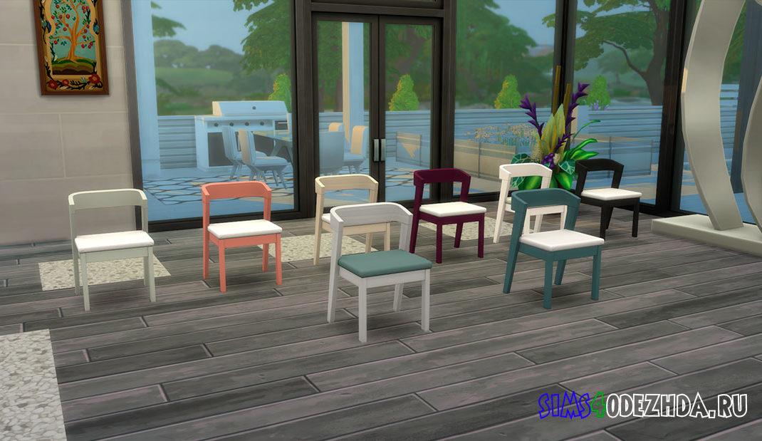 Мини-стул для стола для Симс 4 – фото