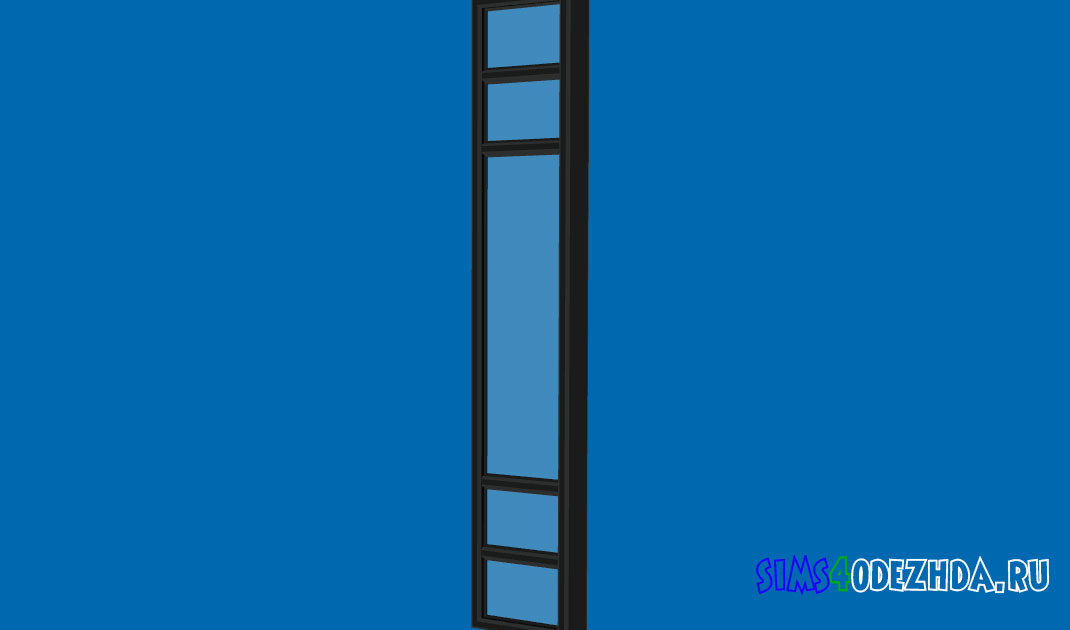 Окно-Altara-левая-часть-для-Симс-4-–-фото-1