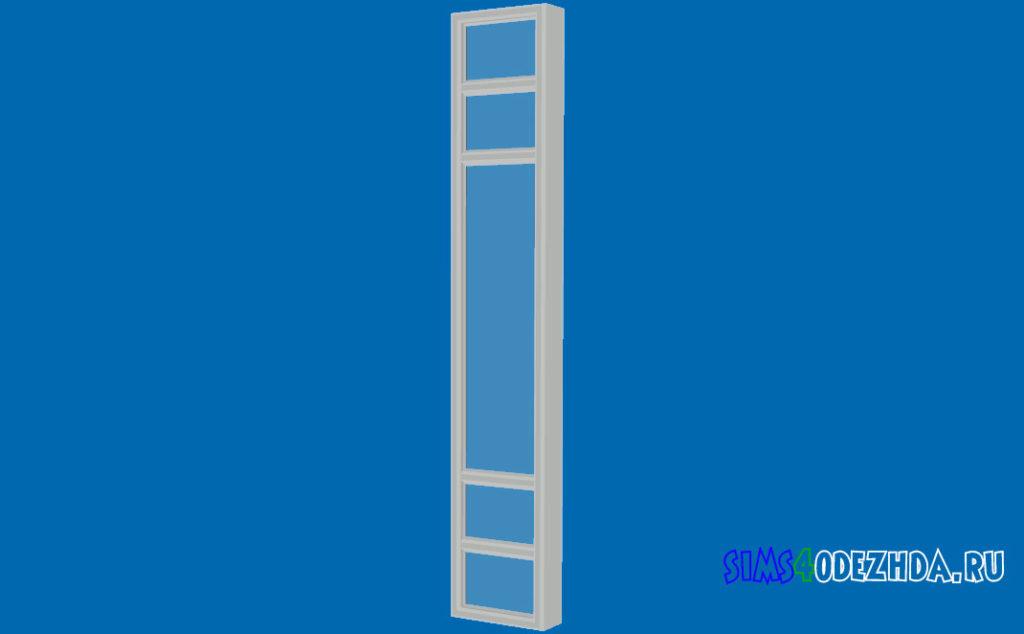 Окно-Altara-левая-часть-для-Симс-4-–-фото-2