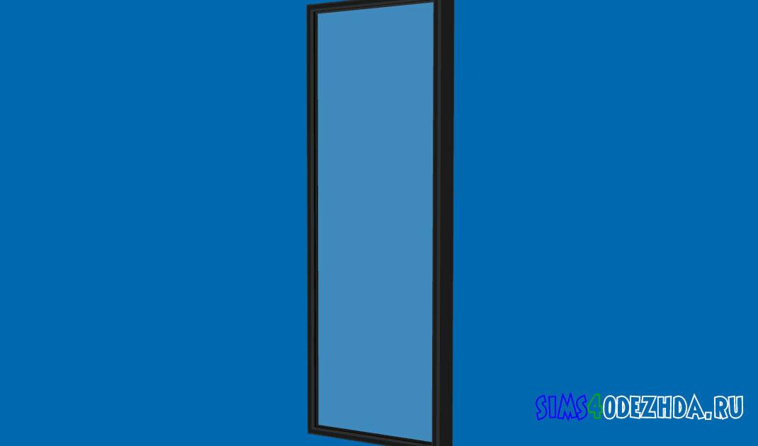 Окно-Altara-Minimalist-для-Симс-4-–-фото-1