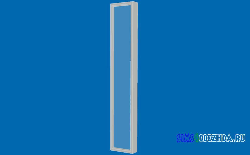 Окно-Altara-Minimalist-левая-часть-для-Симс-4-–-фото-2