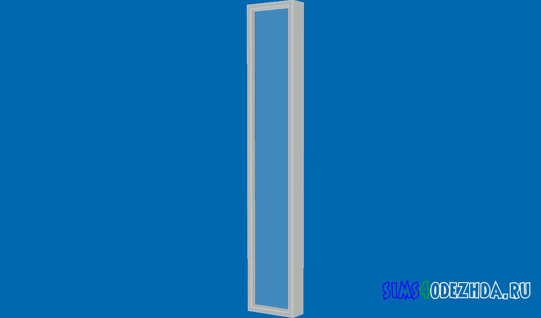 Окно-Altara-Minimalist-правая-часть-для-Симс-4-–-фото-1