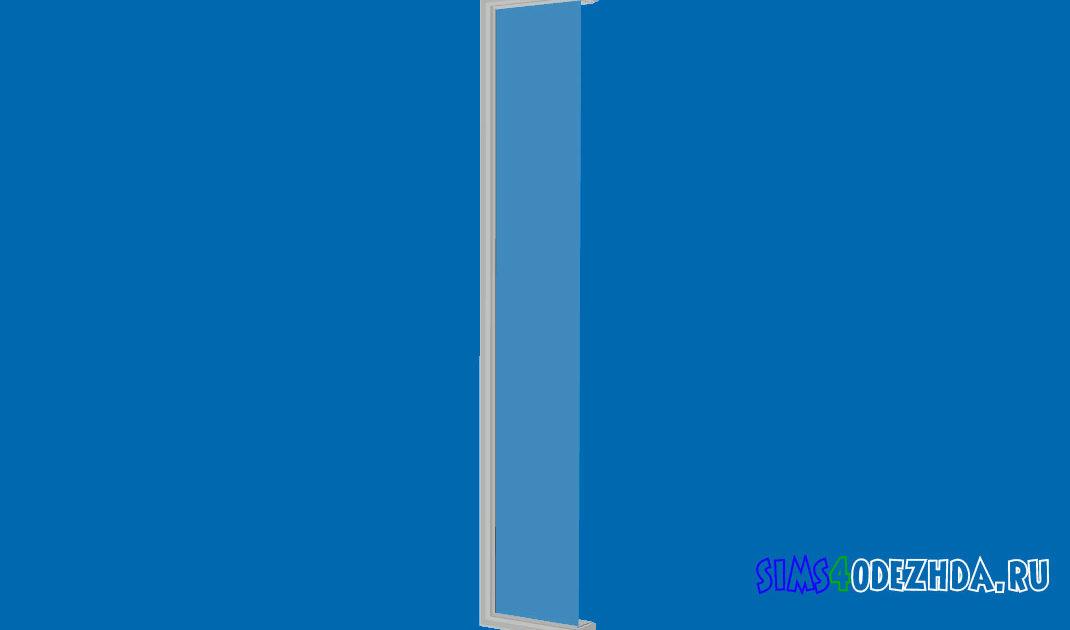 Окно-Altara-Modular-левая-часть-для-Симс-4-–-фото-1