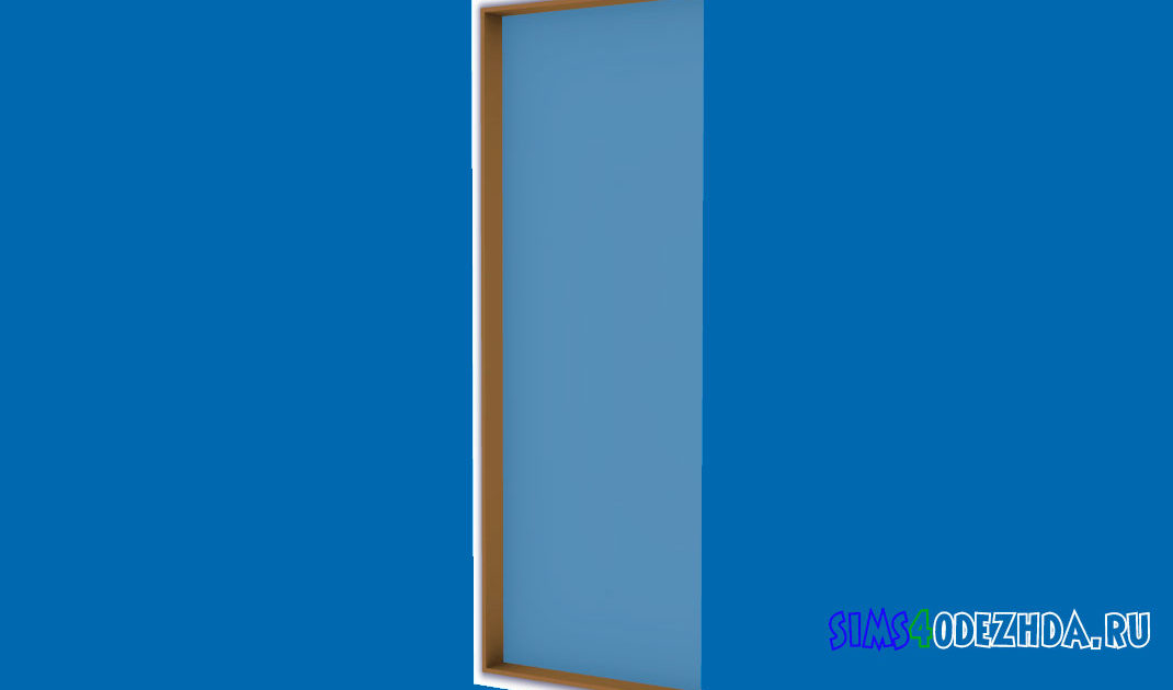 Окно-Pilton-Short-левая-часть-для-Симс-4-–-фото-1