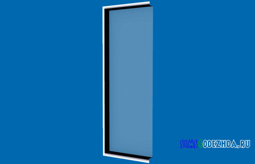 Окно-Pilton-Short-левая-часть-для-Симс-4-–-фото-3