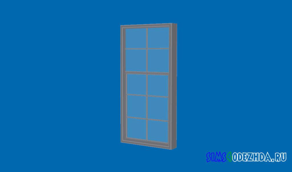 Окно-с-закрытой-створкой-для-Симс-4-–-фото-2