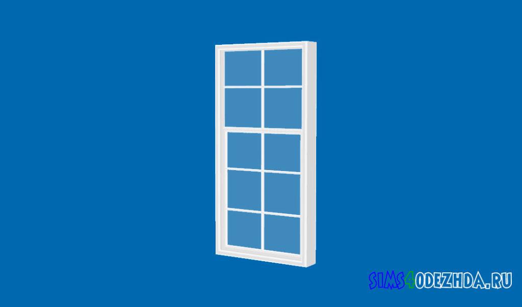 Окно-с-закрытой-створкой-для-Симс-4-–-фото-3