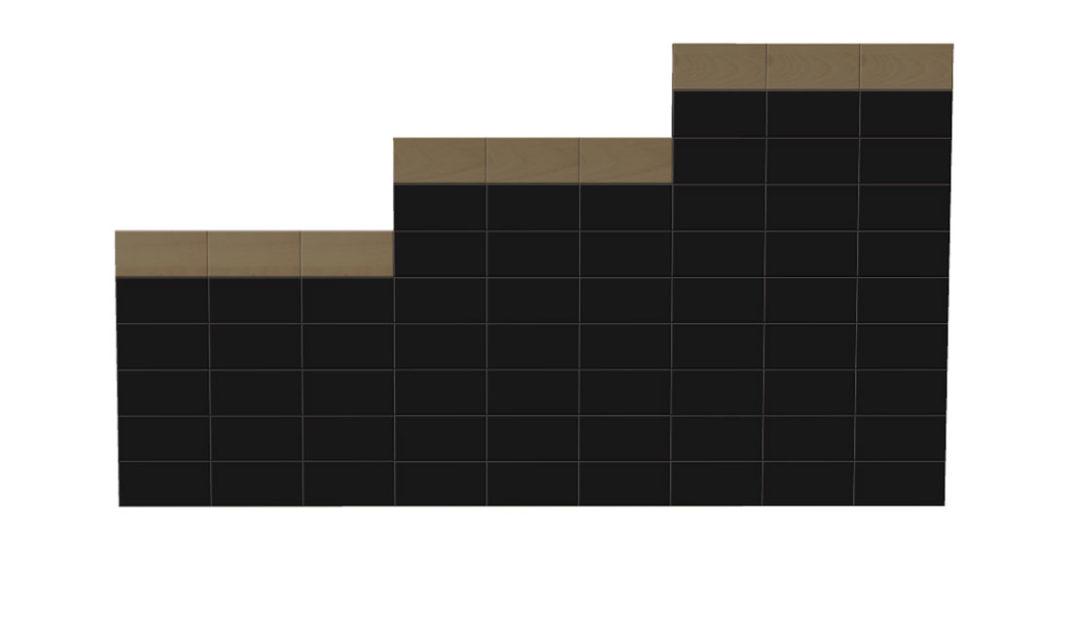 Стена-из-поддонов-в-разных-цветах-для-Симс-4-–-фото-1