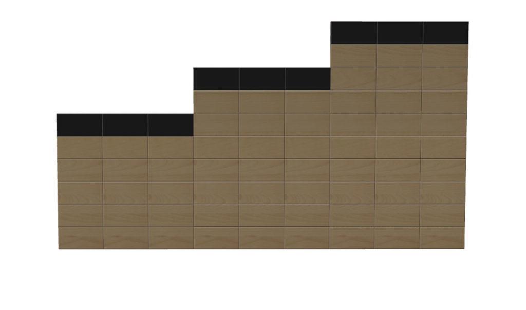 Стена-из-поддонов-в-разных-цветах-для-Симс-4-–-фото-2
