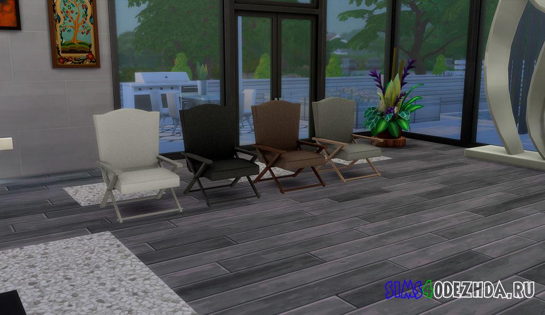 Стильное кресло для Симс 4 – фото