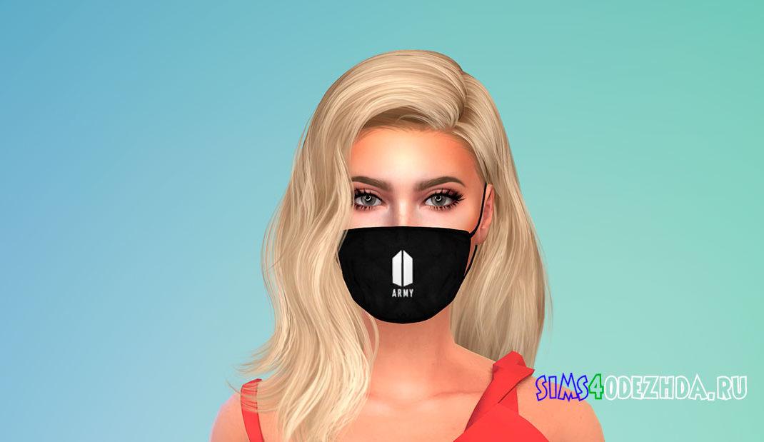 Фанатская маска для Симс 4 – фото 1