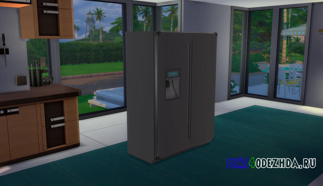 Холодильник Frosted Grove для Симс 4 – фото