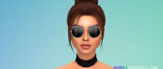Солнцезащитные очки Miss Jackson для Симс 4 – фото 1