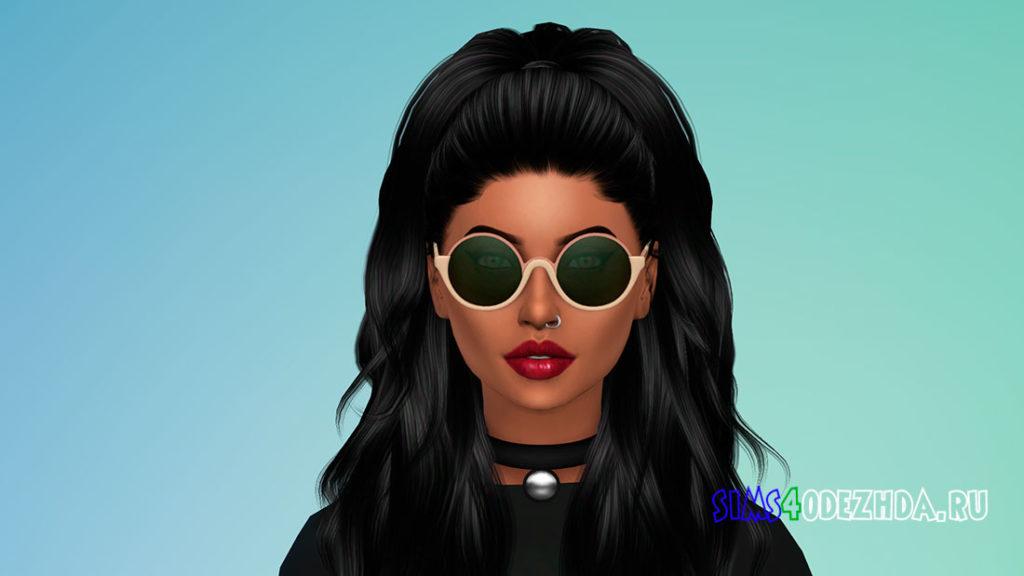 Солнцезащитные очки PIENE для Симс 4 – фото 3
